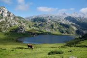 Covadonga, Asturien