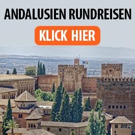 Andalusien rundreisen