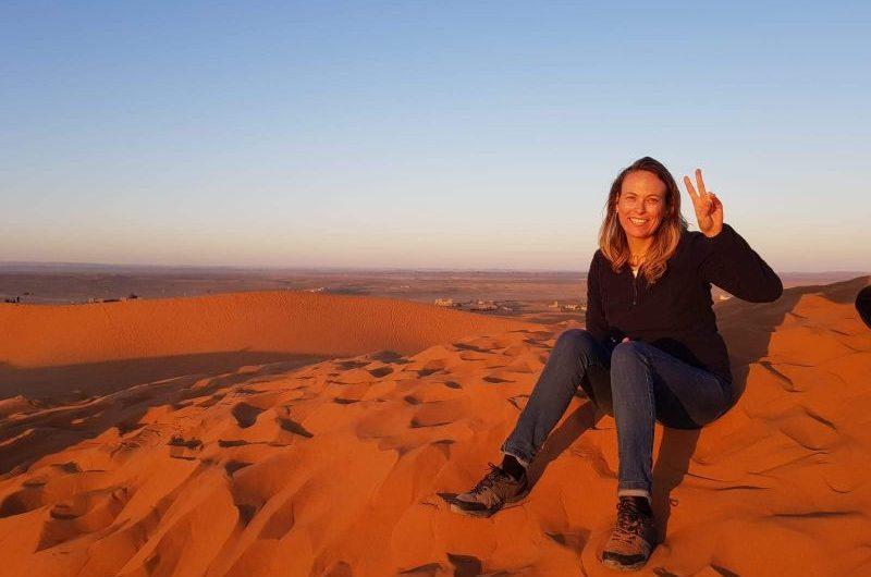 die wüste von Marokko - Anda Reisen