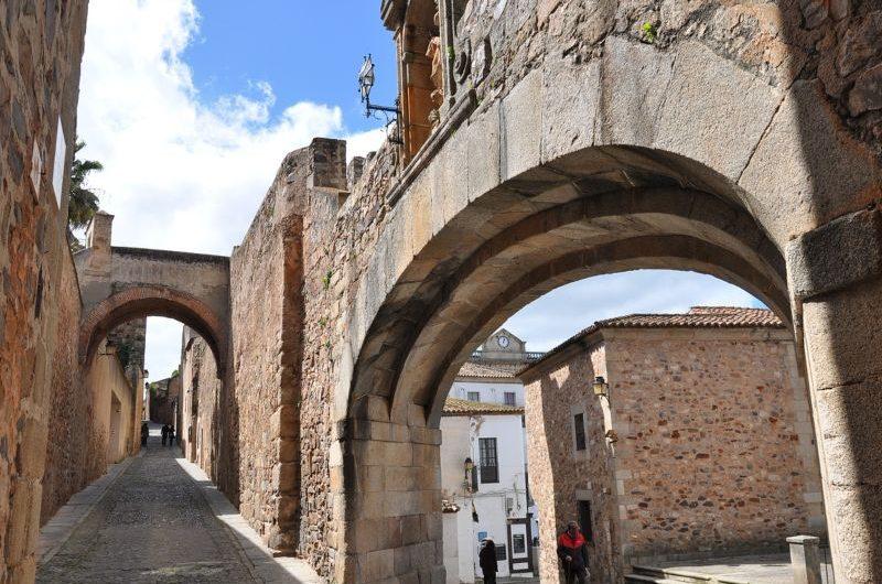 Caceres_Extremadura_Andareise